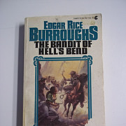 The Bandit of Hell's Bend Edgar Rice Burroughs Charter Books Ed.