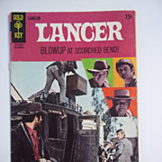 Gold Key Comics Lancer No. 3 1969