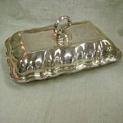 12 x 8.5 inch Sterling Vegetable Dish by Sackett & Co. Ltd.
