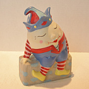 Humpty Dumpty Ceramic Bank