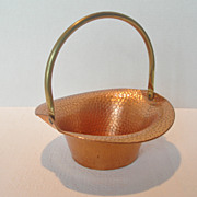 Coppercraft Guild Little Red Riding Hood Basket