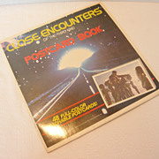 Close Encounters of the Third Kind Detachable Postcards