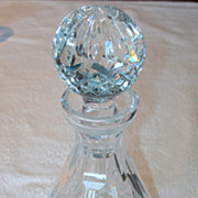SALE Waterford Crystal Decanter & Glasses