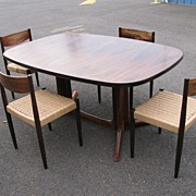 SALE Gudme Emobelfabrik, Danish Modern Rosewood Table