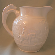 Vintage Wedgewood Pitcher Circa 1940's