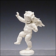 Hutschenreuther Angel - Porcelain Cupid or Putti