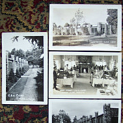 S.D.A. Camp Real Photo Postcards - Grand Ledge, MI.