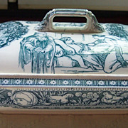 Wedgwood Invanhoe Covered Vegetable - 1883