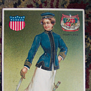Langsdorf State of Maryland State Ladies Series - 1909