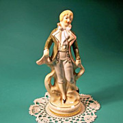 Coventry Gentleman Figurine - 5015B