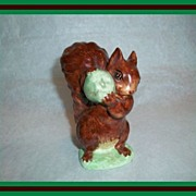 SOLD Beswick - Squirrel Nutkin - Beatrix Potter - Early 1950's - Signed