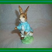 SOLD Beswick - Peter Rabbit - Beatrix Potter - 1948