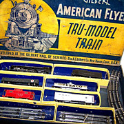 SALE Rare 1941 set - American Flyer &quot;O&quot; Gauge