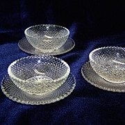 Heisey Jelly Dishes