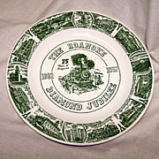 Roanoke, Virginia, Commemorative Plate