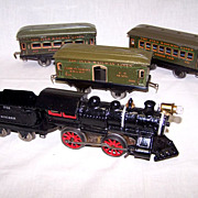 SALE Ives 1910-1916 O-Gauge Passenger Train Set