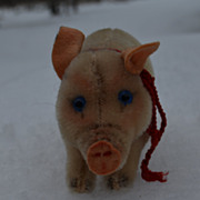 SALE SALE! Steiff Pig