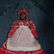 "Black Americana: Old Doll ""Aunt Jemima"""