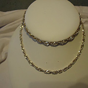 "Super 26"" Sterling Silver 6mm Twisted Chain Necklace"