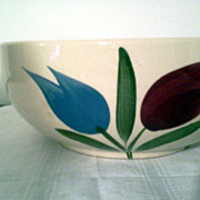 Watts Pottery # 73 Tulip Bowl