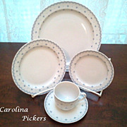 Azberg China 5 pc setting