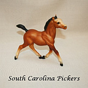 Breyer's Running Foal Model 134 Traditional