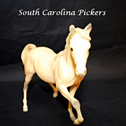 Breyer's Arabian Mare Rose Alabaster Model 21058