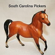 Breyer Classic Arabian Stallion Model 21058 Discontinued