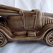 Vintage McCoy Auto Planter 1954 USA Just A Fine Piece