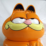 Vintage Garfield Cat Phone Telephone Meow
