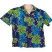 Vintage Royal Hawaiian Men's Floral Print Shirt