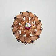SALE Vintage Brooch-Unsigned Beauty!