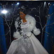 2003 Winter Fantasy Holiday Visions Barbie  Special Edition