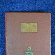 "Cavalry School 1922 Class Memory Book-""The Rasp"""