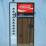 REDUCED Coca-Cola Machine AM/FM Radio