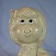 "Russ Berrie ""Our Love is Growing All the Time"" Figurine"