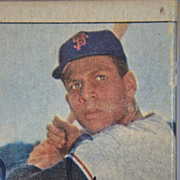 SALE PENDING Orlando Cepeda Signed Jello Box