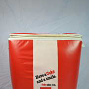Coca -Cola  Soft Sided Cooler