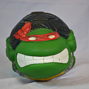 SOLD Teenage Mutant Ninja Turtle Football