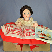 "Madame Alexander ""Friends from Foreign Lands""- Russia Doll"
