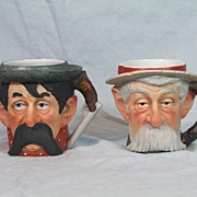 REDUCED Dave Grossman 1979 Saturday Evening Post Mugs