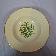 Lenox Serving Bowls/Plates