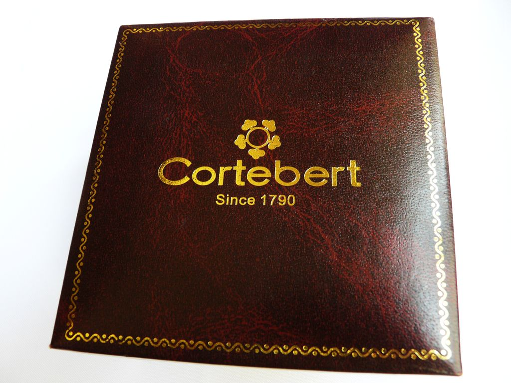 Vintage Watch Box Cortebert