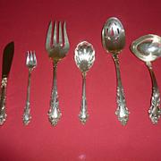 Reed and Barton:  Grande Renaissance Sterling Silver