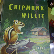 Chipmunk Willie - HC - Baerg - 1958