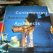 Contemporary American Architects Volume IV - Philip Jodidio