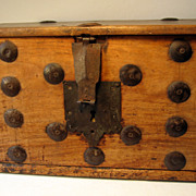 19th Century Document Box