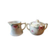 Nippon creamer & Sugar, hand painted