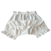 Victorian Bloomers for a Little Girl!