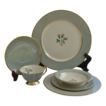 6 Piece Place Setting Flintridge San Marino China